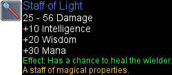Staff of Light Example Tooltip